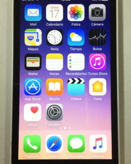IPHONE 5C/8GB BLANCO