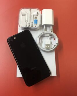 IPHONE 7/128GB,COLOR NEGRO BRILLANTE