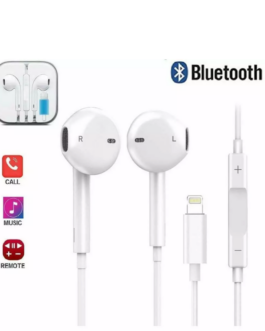 Auriculares Con Micro IPHONE 7 / 8 / X XR XS Max iPad Lightning Cable